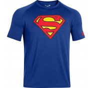 Under Armour Tee-Shirt Transform Yourself Superman Core M