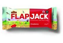 Wholebake Barre FlapJack Cranberry - 80g