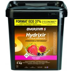 OVERSTIMS Hydrixir Longue Distance 3 kg - Fruits rouges
