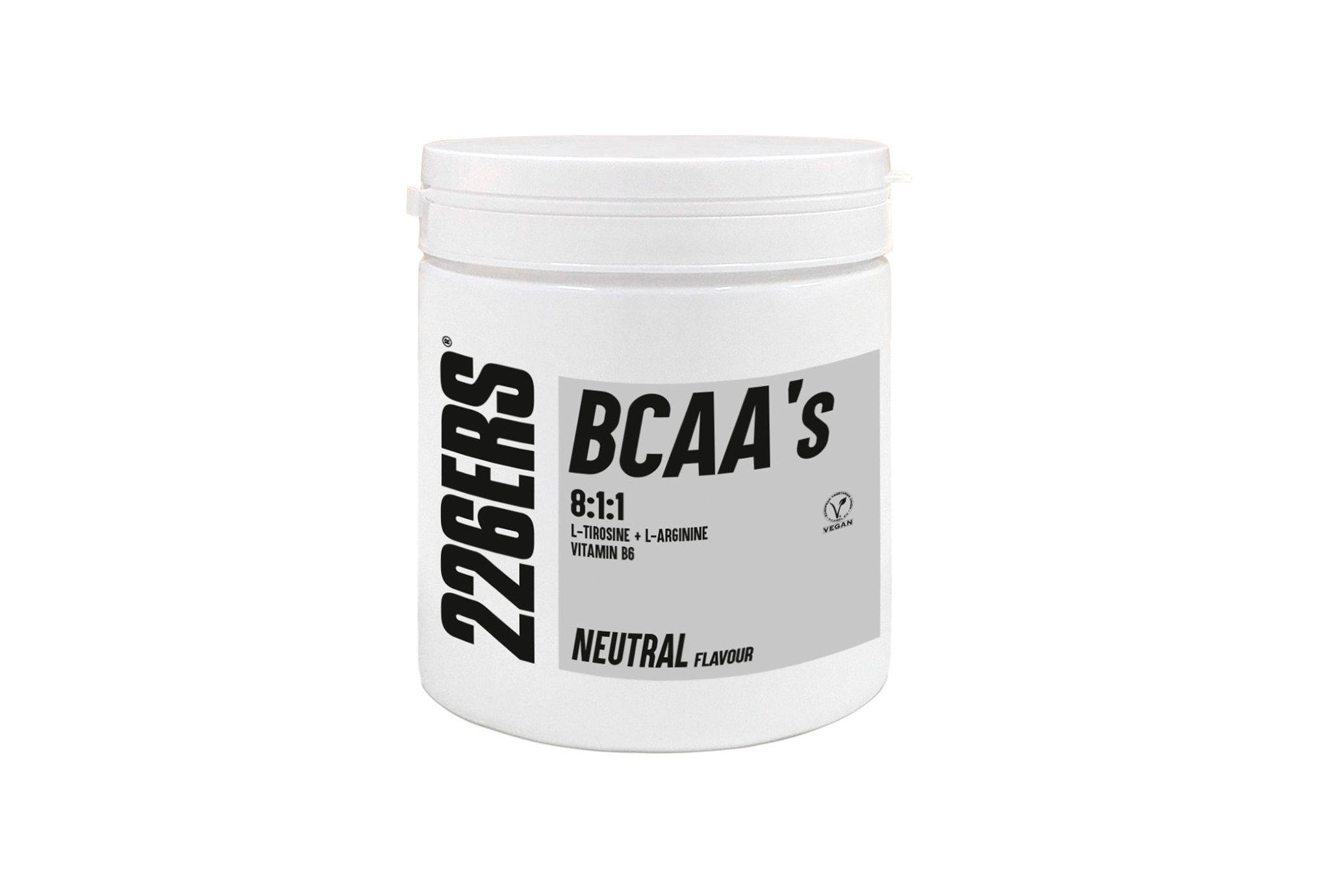226ers BCAA - Neutre - 300g Diététique Compléments