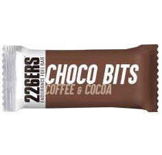 226ers Endurance Fuel Bar- Choco bits - Café et cacao