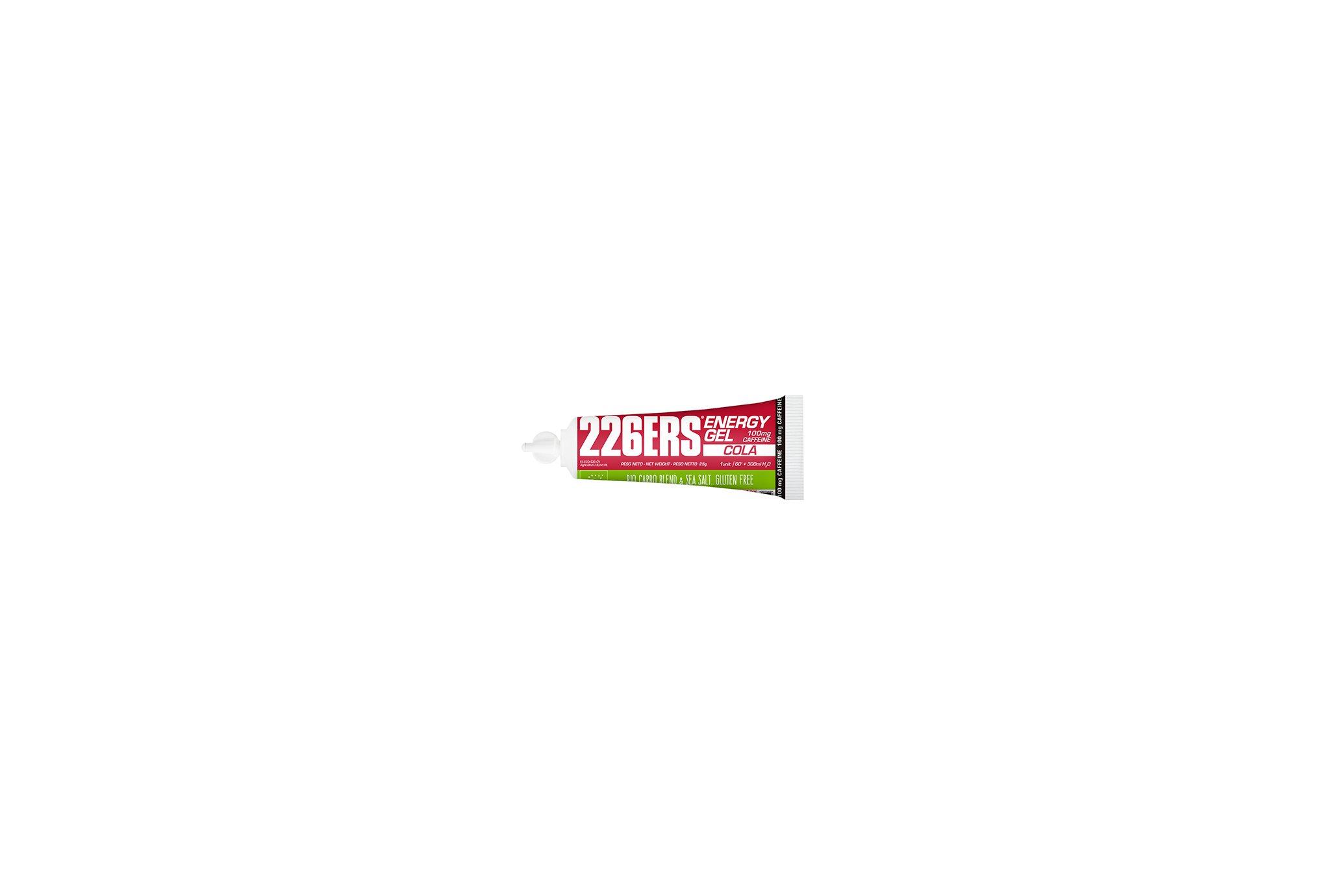 226ers Energy Gel Bio - Cola Diététique Gels