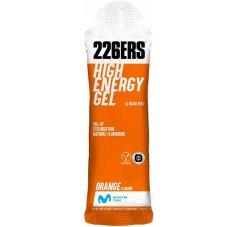 226ers High Energy Gel BCAAs - Orange