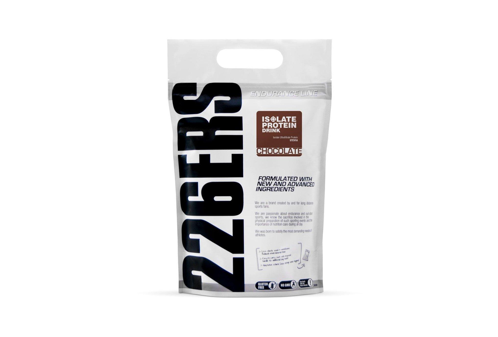 226ers Isolate Protein Drink - Chocolat - 1kg Diététique Protéines / récupération