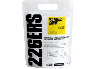 226ers Isotonic Drink - Citron - 0.5 kg