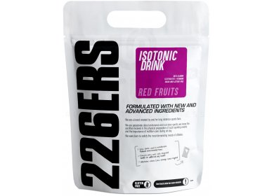226ers Isotonic Drink - Fruits rouges - 0.5 kg