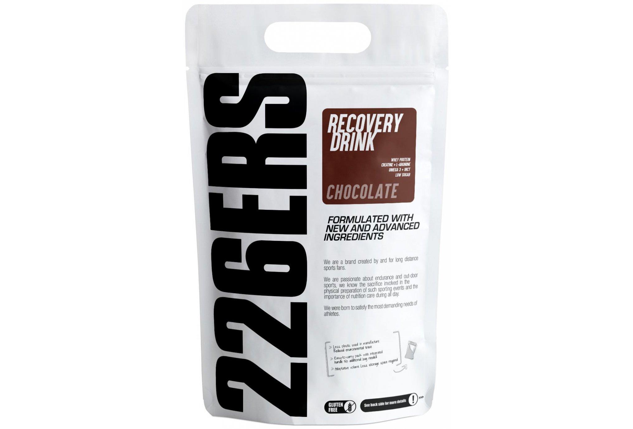 226ers Recovery Drink - Chocolat - 1kg Diététique Protéines / récupération