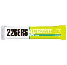 226ers Vegan Gummies Électrolytes - Citron vert