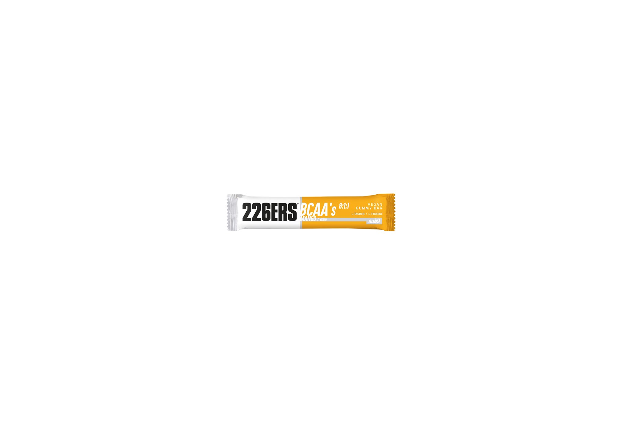 226ers Vegan Sport Gummies BCAAs - Mangue Diététique Barres