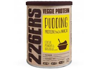 226ers Veggie Protein Pudding 350 g - Chocolate plátano