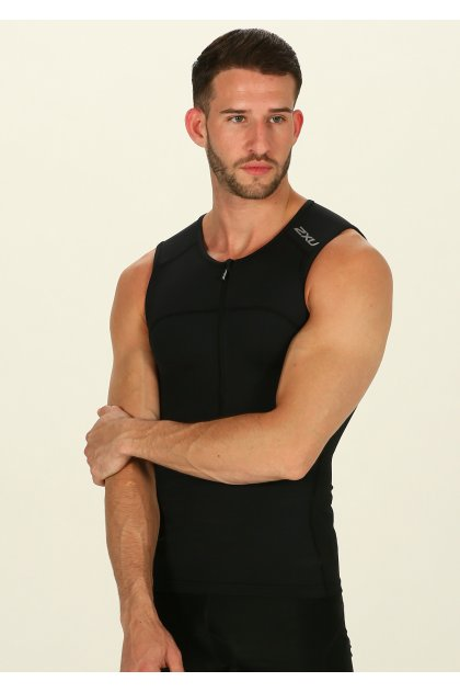 2XU camiseta sin mangas Active Tri