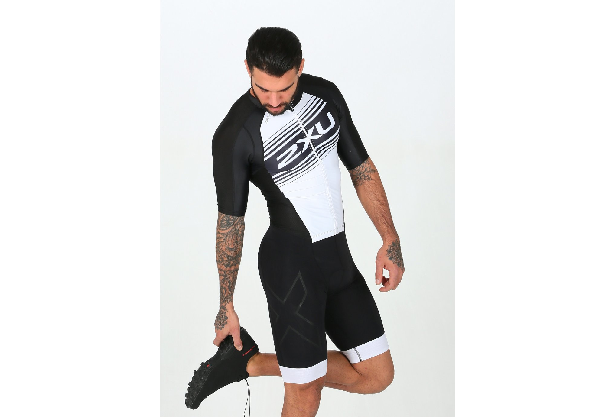 2XU Compression Full Zip M vêtement running homme