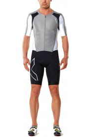 2XU Compression Full Zip Trisuit M