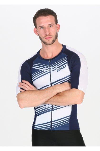 2XU Camiseta de triatlón Compression Sleeved