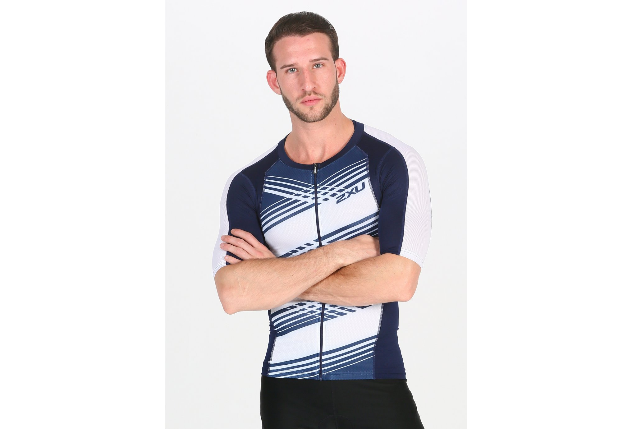 2XU Compression Sleeved M vêtement running homme