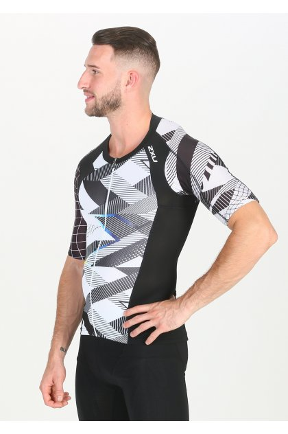 2XU camiseta de triatlón Compression Sleeved