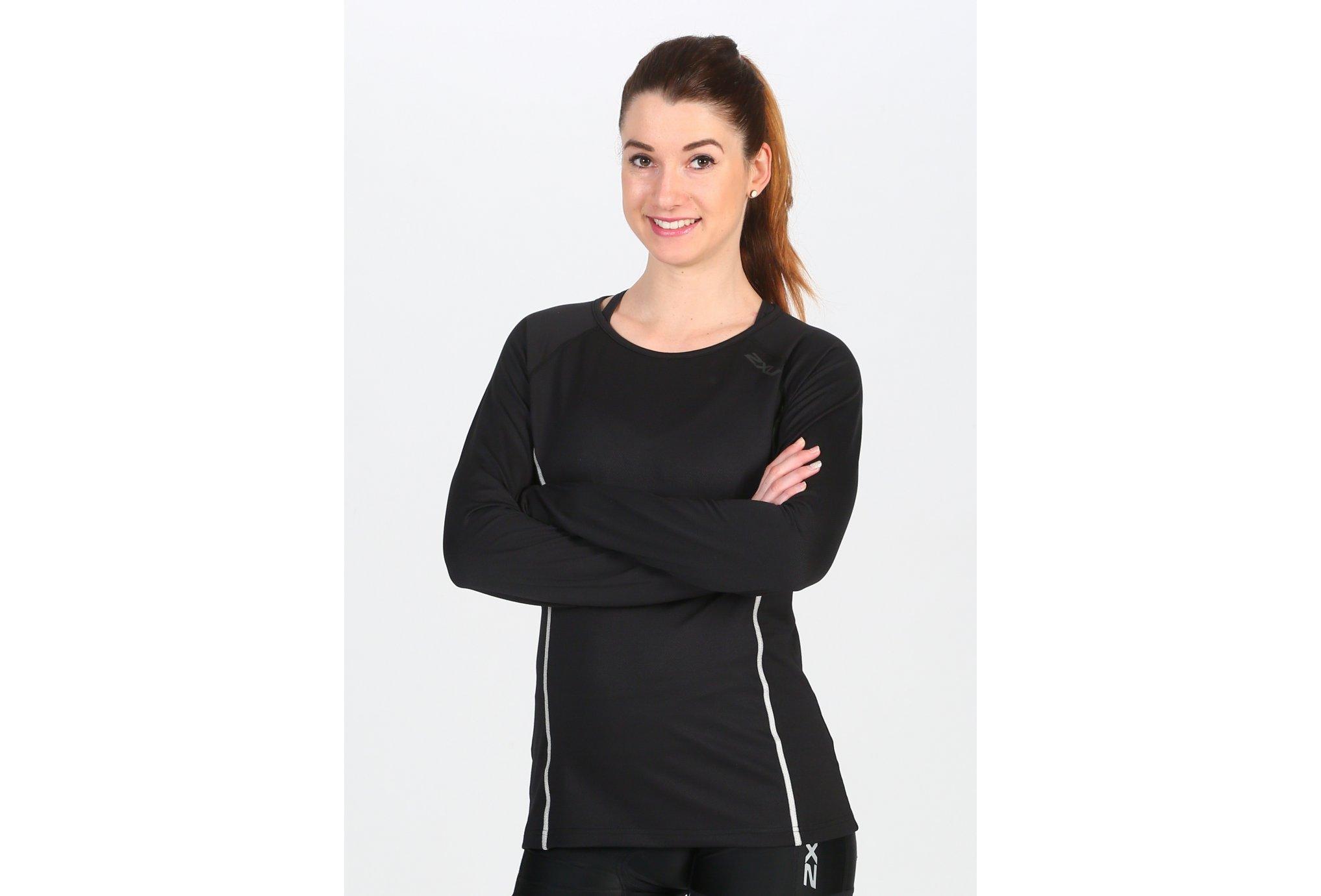 2XU Maillot Hyoptik W Diététique Vêtements femme