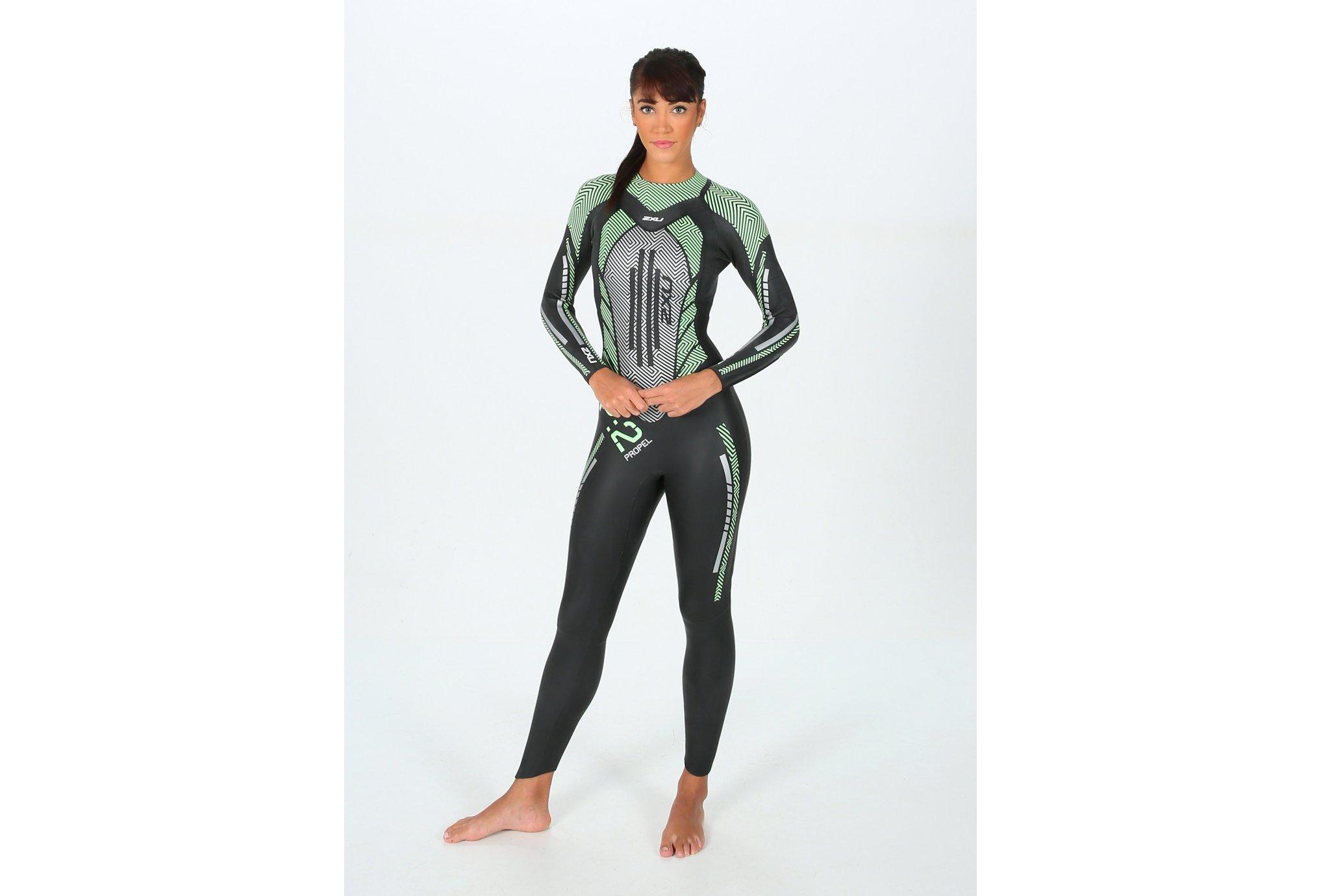 2XU P:2 Propel Wetsuit W vêtement running femme