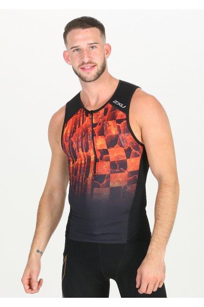 2XU camiseta sin mangas Perform Tri