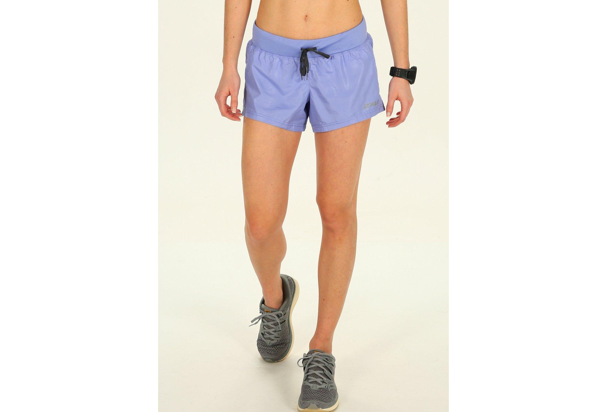2XU Short Stride W Diététique Vêtements femme