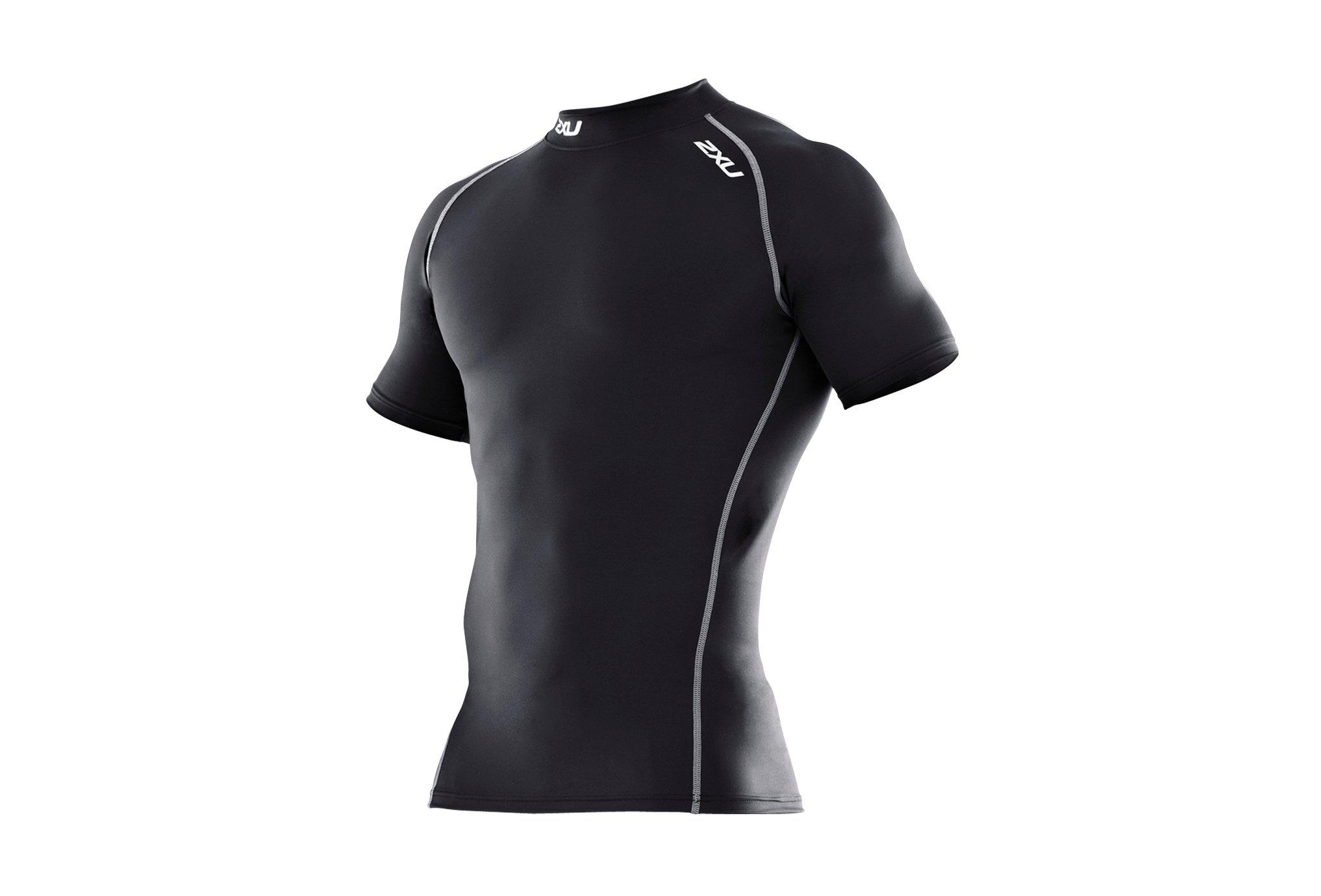 2xu Tee-Shirt s/s perform compression m diététique vêtements homme