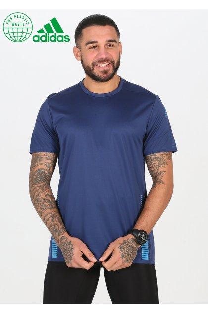 adidas camiseta manga corta 25/7 Rise Up N Run