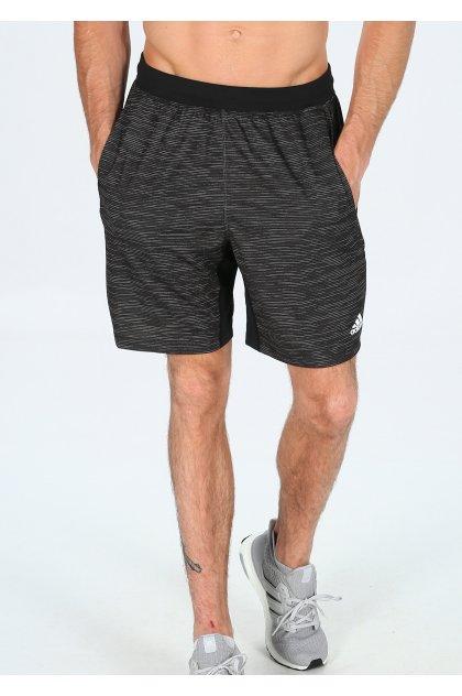 adidas Pantalón corto 4KRFT Tech Sport Striped