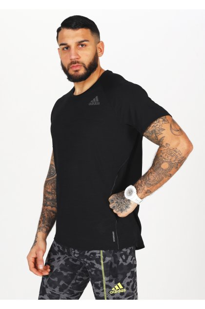 adidas camiseta manga corta Adi Runner Primegreen
