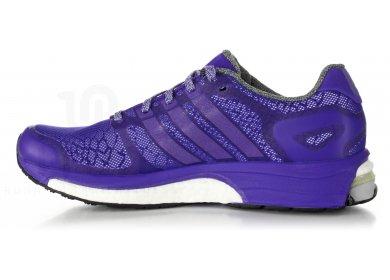 adidas adistar boost femme violet