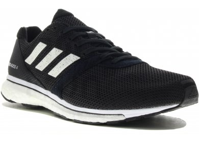 best website 3e4cd 43cd4 adidas adizero adios Boost 4 M homme Noir