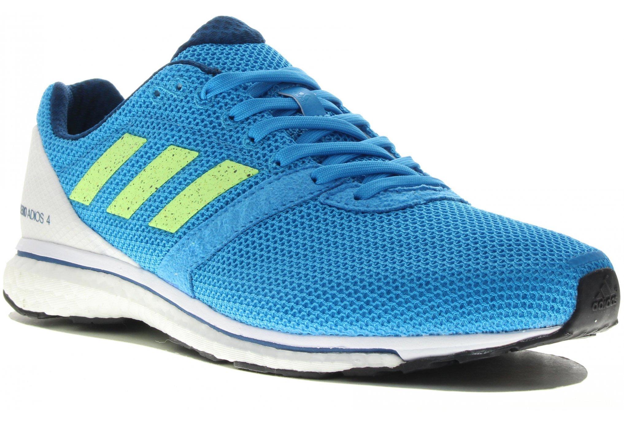 Adidas Adizero adios boost 4 m chaussures homme