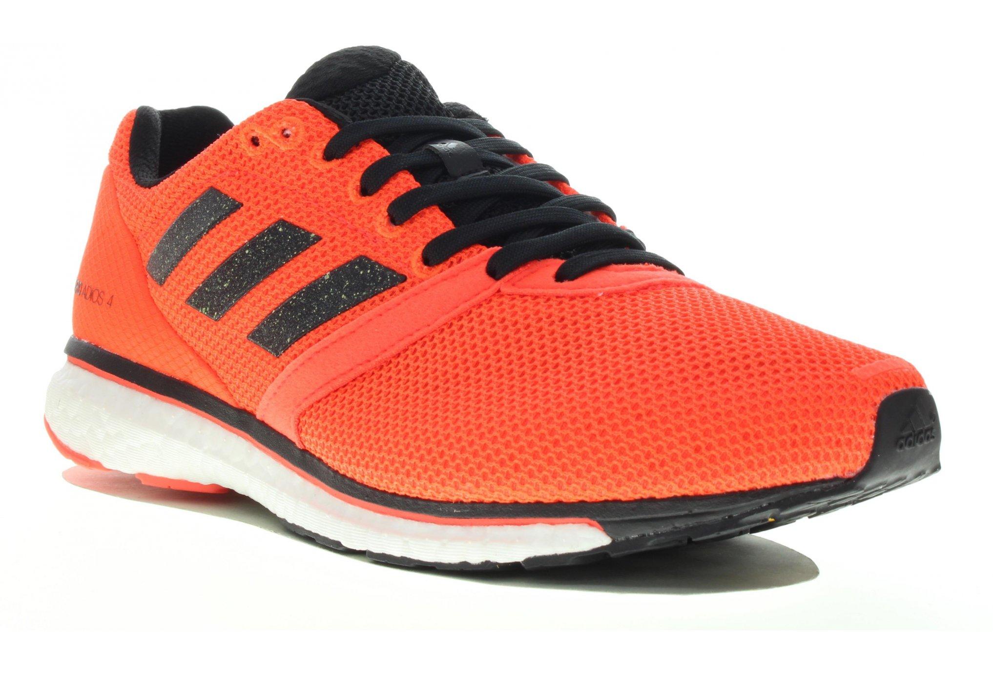 adidas adizero adios Boost 4 Chaussures homme