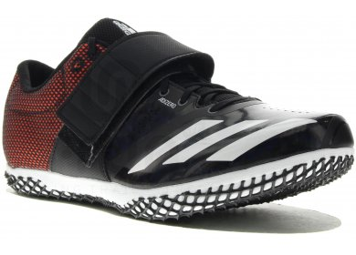 adidas adizero HJ M Chaussures homme running Athlétisme Pointes