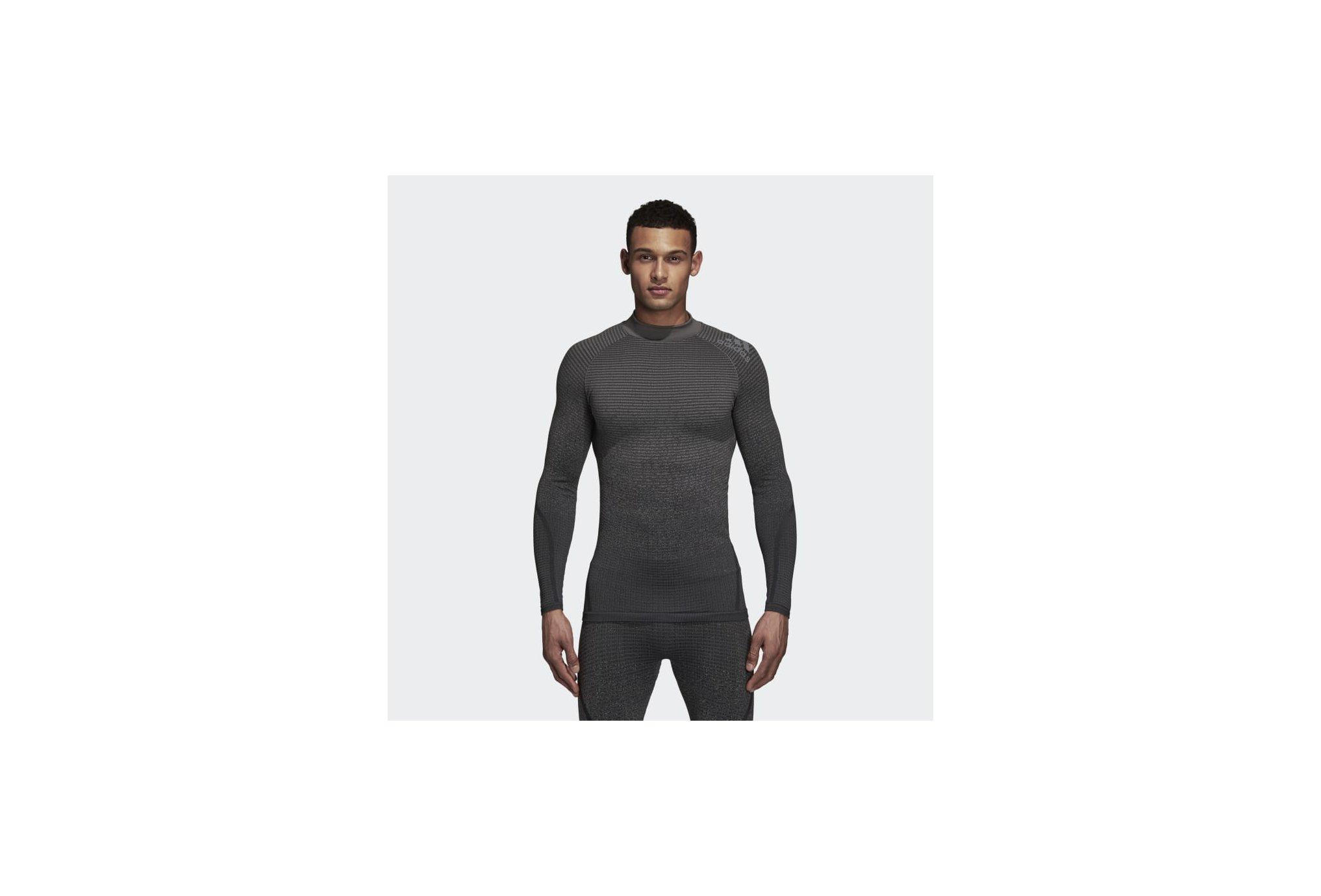 Adidas Alphaskin 360 seamless m vêtement running homme