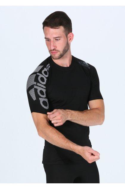 adidas Camiseta manga corta Alphaskin Badge Of Sport