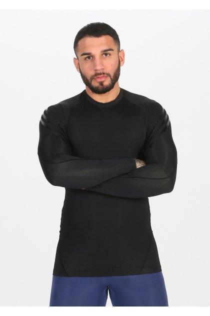 adidas Camiseta manga larga Alphaskin Tech 3-Stripes