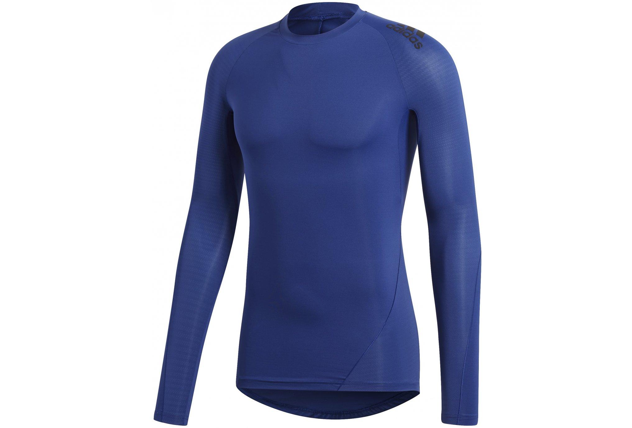 Adidas Alphaskin tech m vêtement running homme