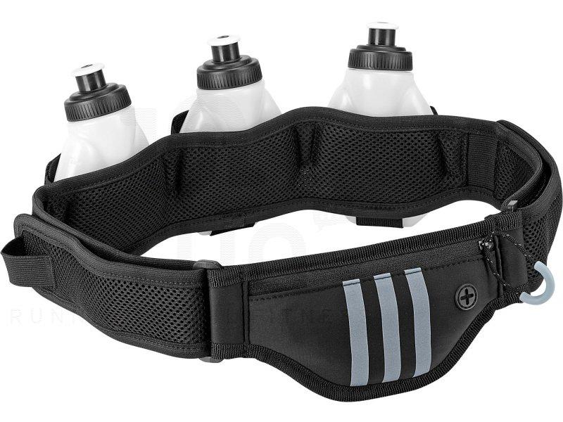 Adidas ceinture porte bidon pas cher accessoires running sac hydratation gourde en promo - Ceinture porte gourde running ...