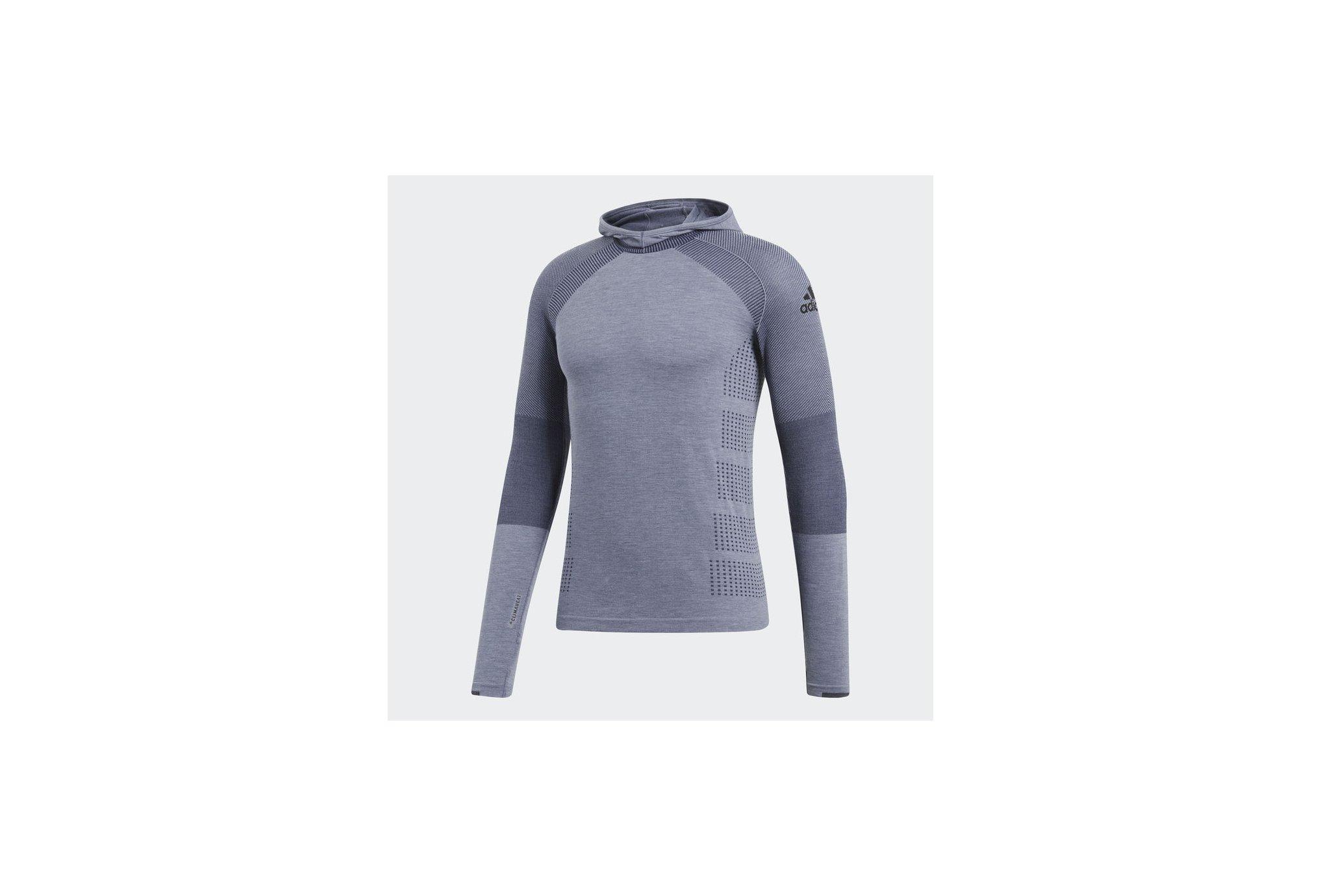 Adidas Climaheat primeknit m vêtement running homme