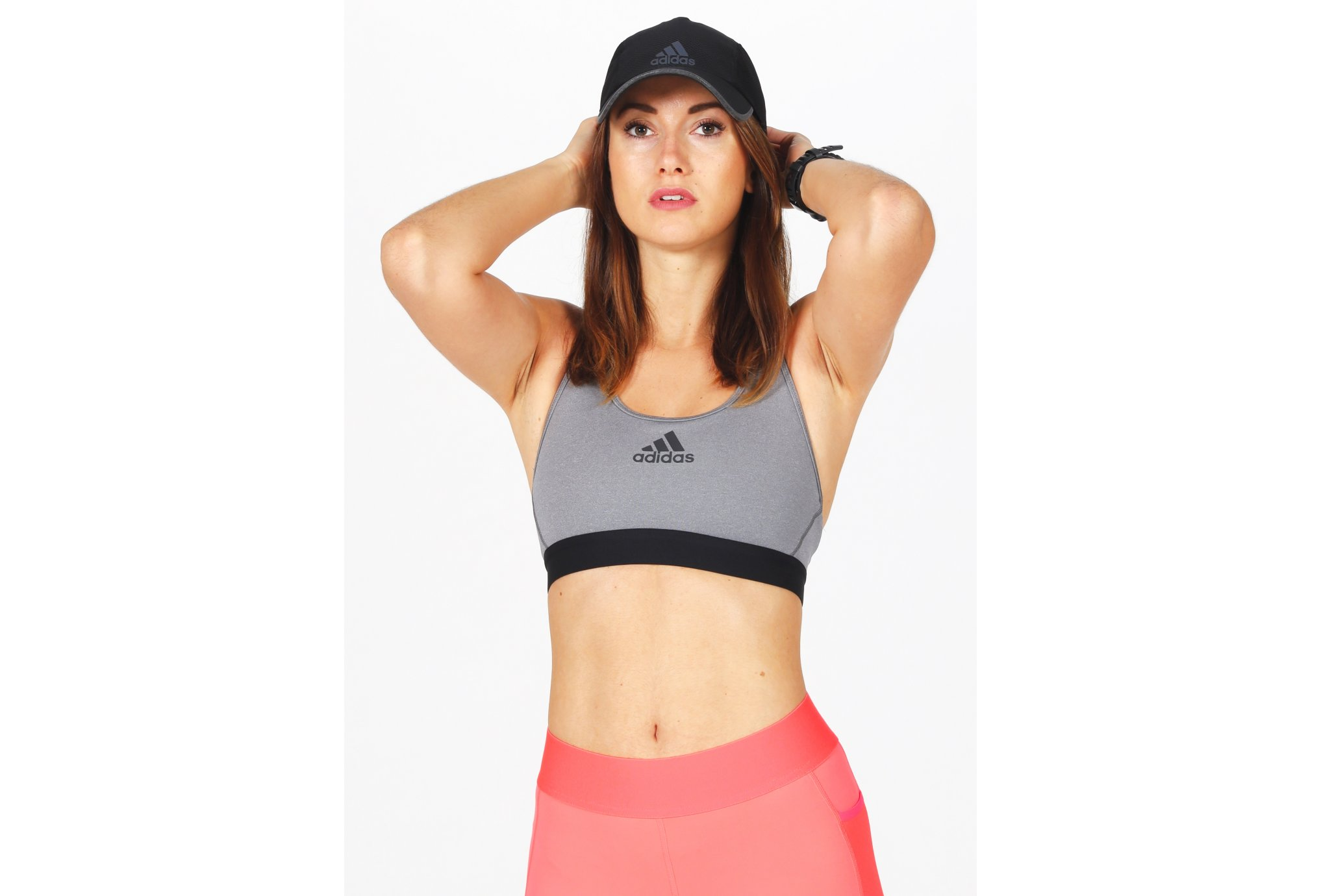 adidas Don t Rest Alphaskin vêtement running femme