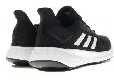 ADIDAS Baskets de running Duramo 9 Homme Noir et blanc