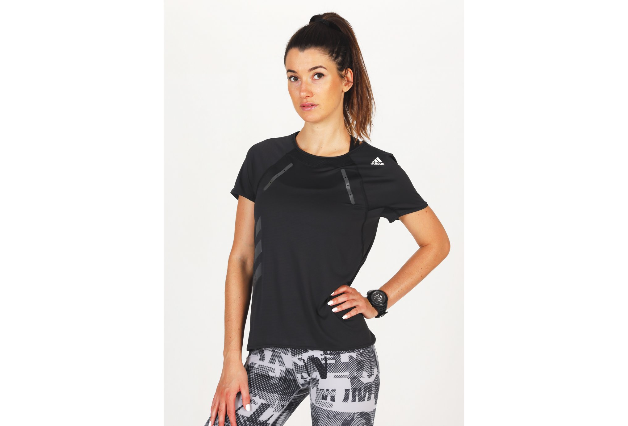 adidas HEAT.RDY W vêtement running femme