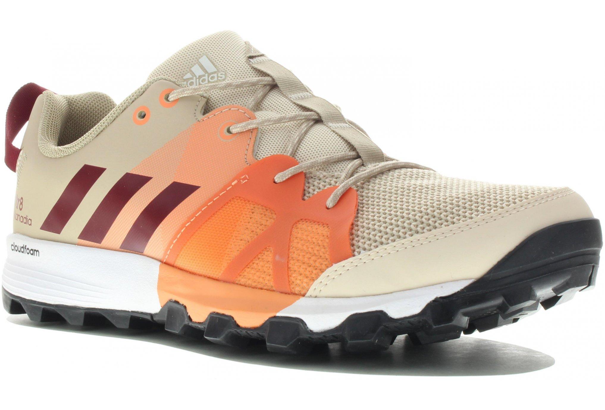 Adidas Kanadia 8 tr w diététique chaussures femme