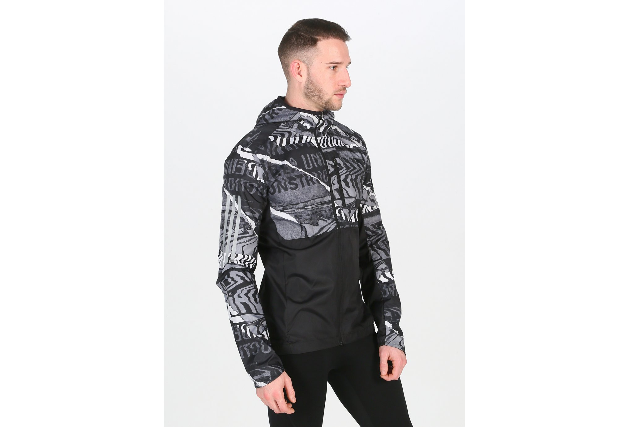 adidas Own The Run Graphic M vêtement running homme
