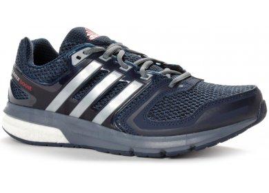 Adidas Questar Boost Hommes Chaussures de running (bleu