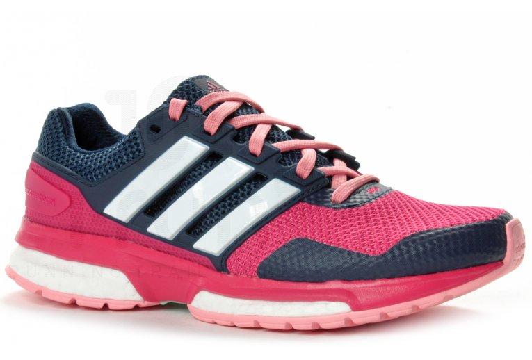 ADIDAS RESPONSE BOOST 2 W Gris | Zapatillas Running Mujer
