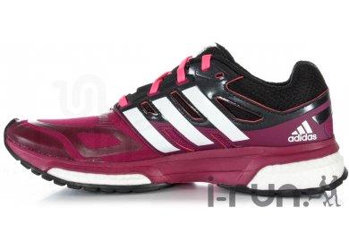 Adidas Chaussures W Running Boost Techfit Femme Response Cher Pas 6qY6rTgn