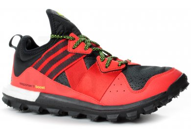 finest selection c2224 582f0 adidas Response Trail Boost Thunder M