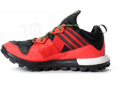 20fa01ff83f adidas Response Trail Boost Thunder M homme Rouge pas cher