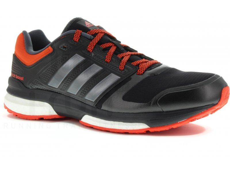sports shoes 42e01 b9b6e adidas Revenge Boost 2 Climaheat M homme Noir pas cher